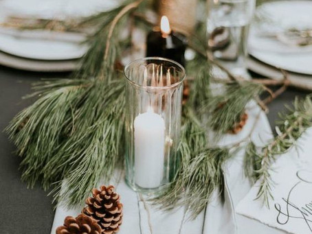 25 Photos to Inspire You For Planning a Contemporary, Rustic, & Elegant Winter Wedding