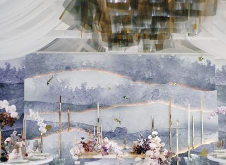 12 Incredibly Artistic Backdrop Ideas