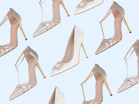 Shoes You Can Slay on Your Wedding Day