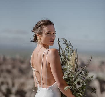 Styling With Hyacinth Bridal