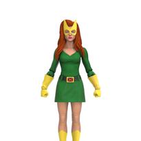 Jean Grey Marvel Girl, Marvel Legends Digital Painted Prototype (Hasbro)