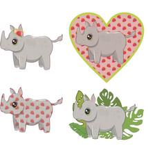 Rhino Illustrations