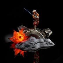 Luke Hoth Centerpiece Prototype (Hasbro)