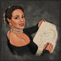 Millicent Patrick Portrait