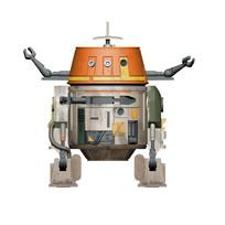 Chopper, Digital Painted Prototype (Hasbro)