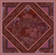 Geometric Floral Illustration