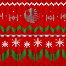 Star Wars Holiday Pattern