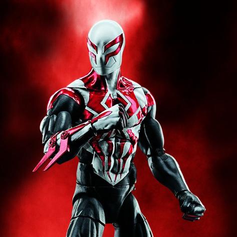 Spiderman 2099 Prototype (Hasbro)
