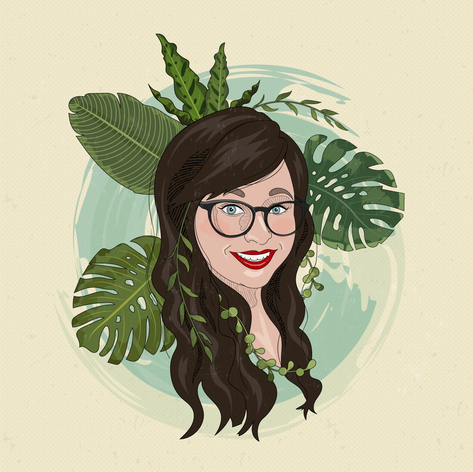 Botanic Ally Portrait