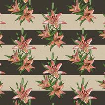 Tiger Lilly Pattern