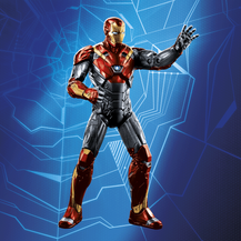 Iron Man Prototype (Hasbro)