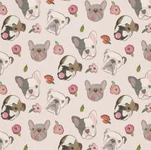 Road Dogs Pattern