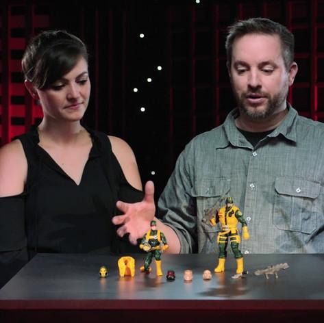 Hasbro Marvel Legends Designer Desk