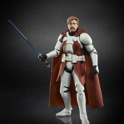 Clone Commander Obi Wan Prototype (Hasbro)