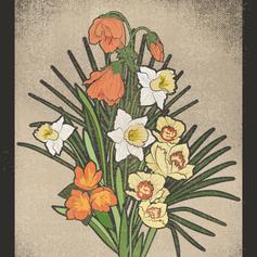 Isabella Stewart Gardner Museum Flowers