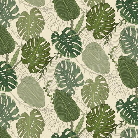 Botanic Ally Pattern