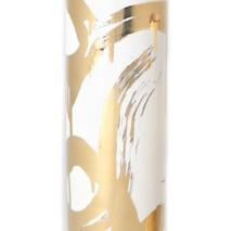 Gold Splash Patterned Vase