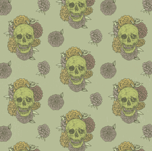 Skull Pattern