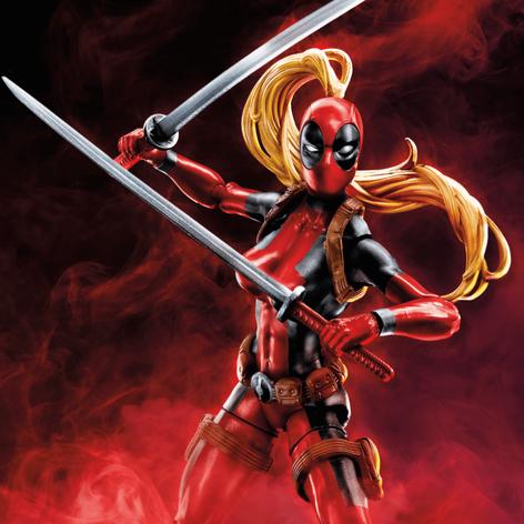 Lady Deadpool Prototype (Hasbro)