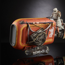Rey & Speeder Prototype (Hasbro)