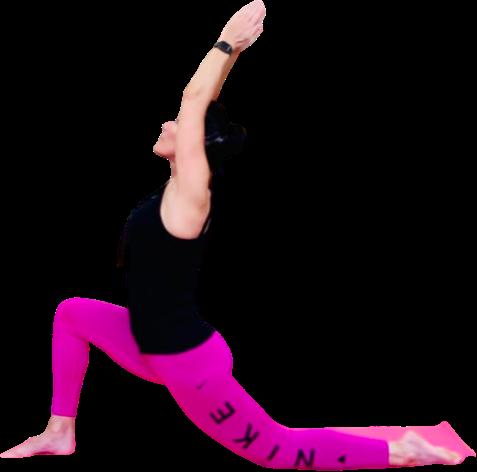 Tracy Dixon Yoga Classes Kendal