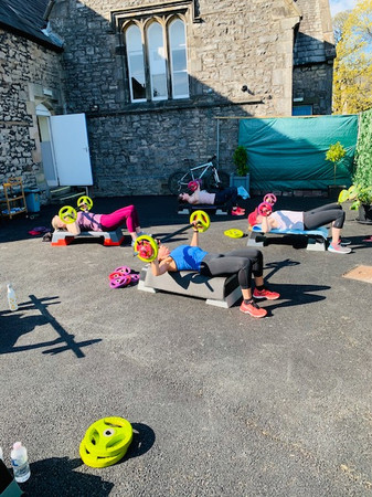 Tracy Dixon Fitness classes group exercise classes kendal