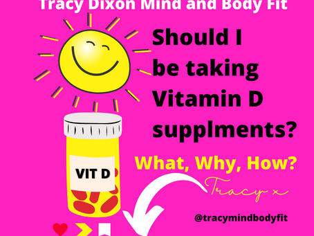 Should I be taking Vitamin D supplements? Learn more..
