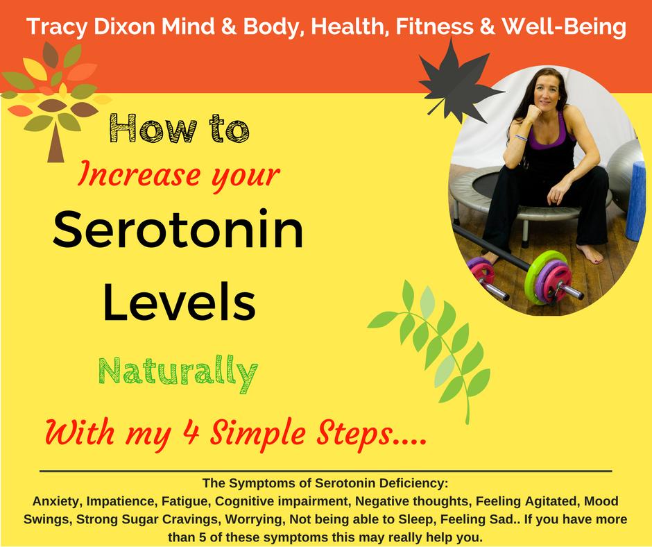 Increase your serotonin levels naturally