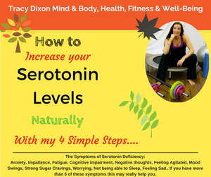 Increase your serotonin levels naturally