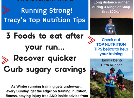 Running Strong! - Top Nutrition Tips