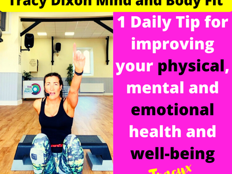 Improving your physical, mental and emotional health