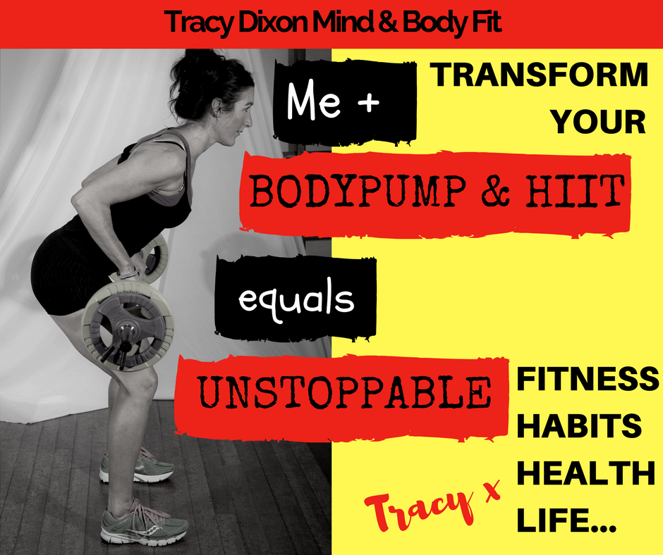 Tracy Dixon Weights and HIIT Classes Kendal