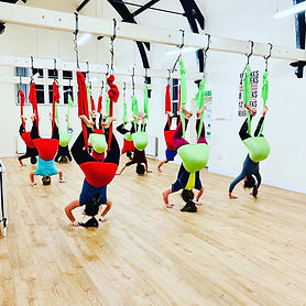 Aerial Workshop Kirkland Centre Kendal.J