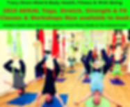 Tracy Dixon Aerial Yoga Classes Kirkland