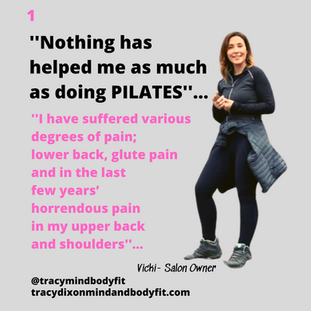 Tracy Dixon Mind and Body Fit PILATES CL