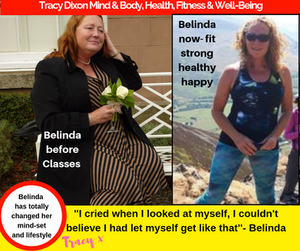 Tracy Dixon Fitness Classes Kendal