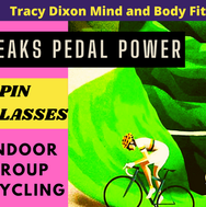 Tracy Dixon Mind and Body Fit - Peak Ped