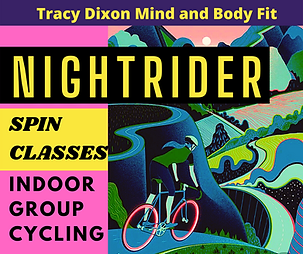 Tracy Dixon Mind and Body Fit - NightRid