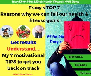 Tracy Dixon Fitness and Coaching Mind-set Motivation