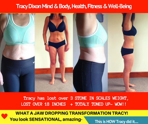 Lifestyle Club Core and More Classes Kendal gets outstanding body transformation results