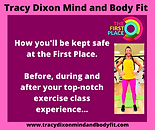 Tracy Dixon Mind and Body Fit ONE HOW YO