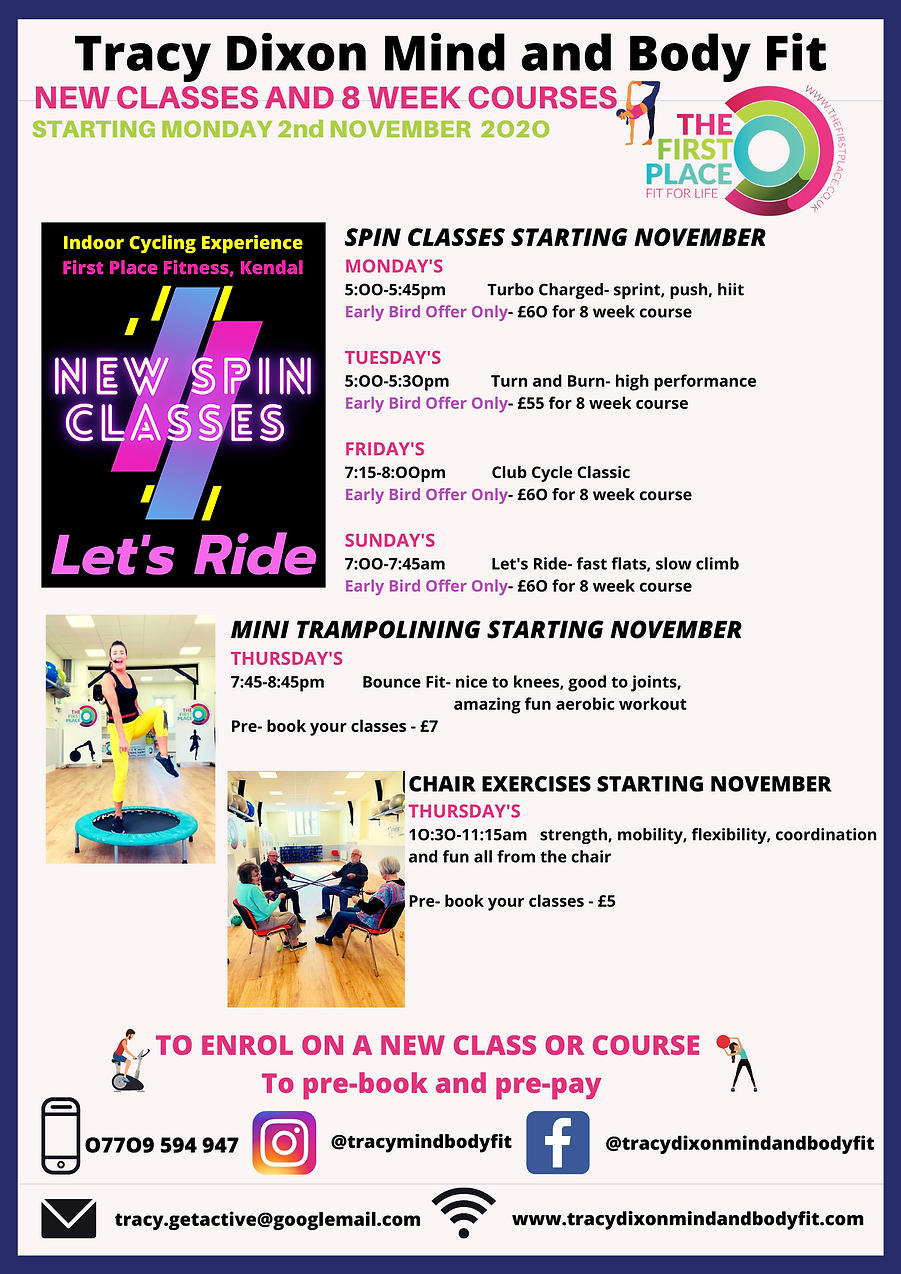 Tracy Dixon Mind and Body Fit November c