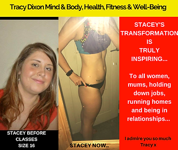 Tracy Dixon Mind & Body, Health, Fitness