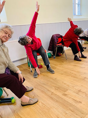 Chair based exercise classes kendal 1.jp