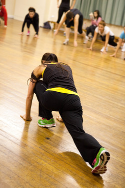Tracy Dixon Fitness Classses