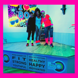 Tracy Dixon Mind and Body Fit 8O AND 9O