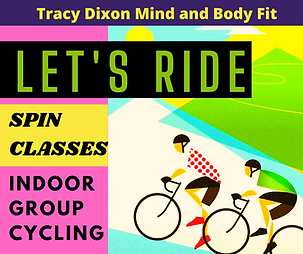 Tracy Dixon Mind and Body Fit - Lets Rid