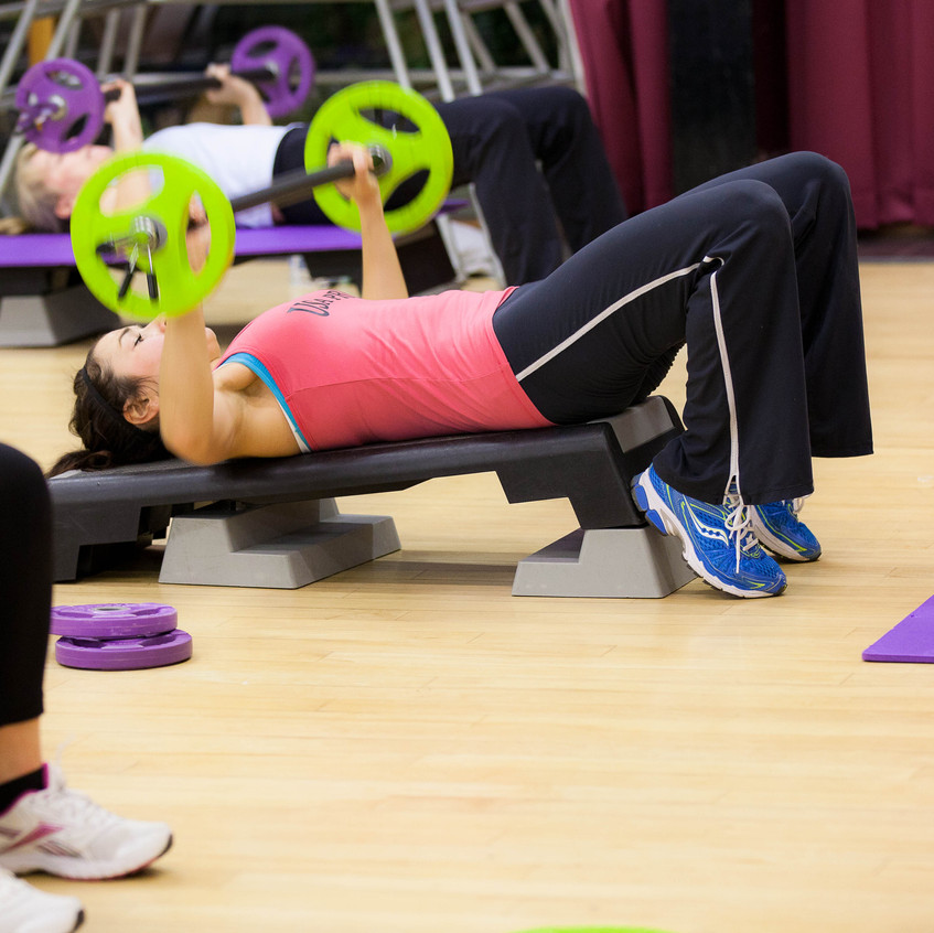 Body Toning Classes Kendal