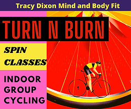 Tracy Dixon Mind and Body Fit - Turn and