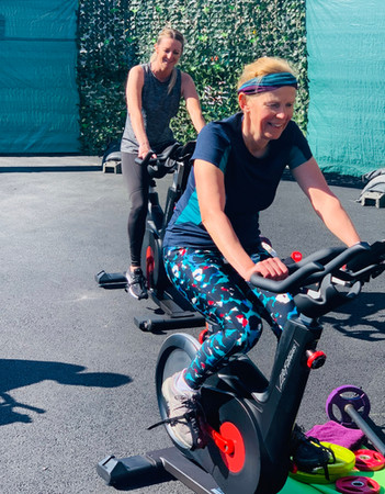 Group Cycling Spin Classes Kendal